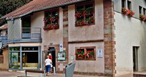 Point d'information touristique à La Petite Pierre